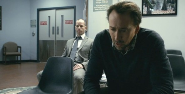 Nic Cage and Guy Pearce in Seeking Justice